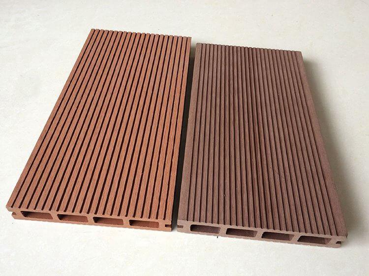 木塑地板厂家就选北京庭园佳景