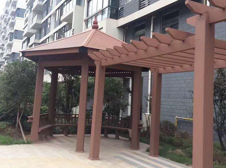 甚么是木塑材料?与别的木料相比它的上风有哪些?